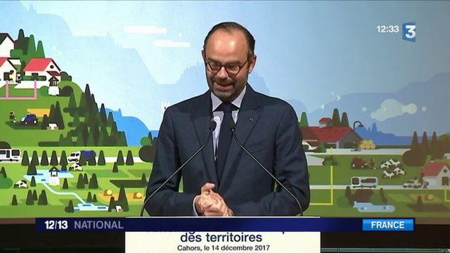 Cahors : Édouard Philippe et 13 ministres à la rencontre des élus locaux