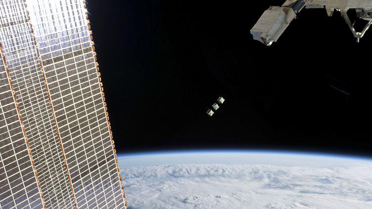 (HANDOUT / NASA)