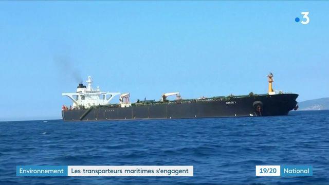Environnement : les transports maritimes se réforment