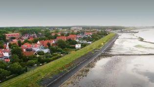 L'île de Vlieland, aux Pays-Bas, est un lieu paisible aux ressources naturelles préservées. (FRANCE 2)