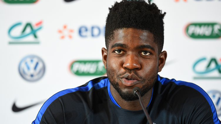 Samuel Umtiti (FRANCK FIFE / AFP)