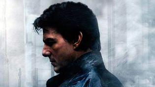"""""""Mission : impossible 6"""" : pré-affiche américaine (Tom Cruise)  (paramount PicturesP)"""