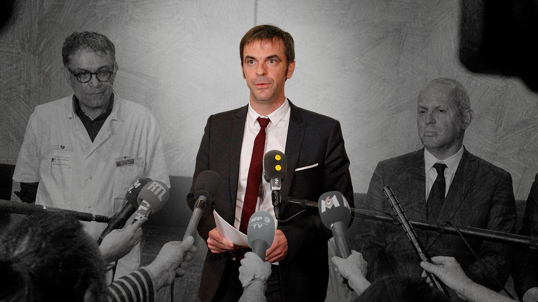 PORTRAIT. Des couloirs du CHU au secret des conseils de défense : comment le docteur Olivier Véran a attrapé l - franceinfo