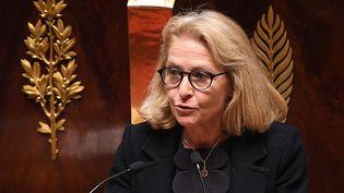 Laure de la Raudière, députée d'Eure-et-Loir. (DAVID NIVIERE / AFP)