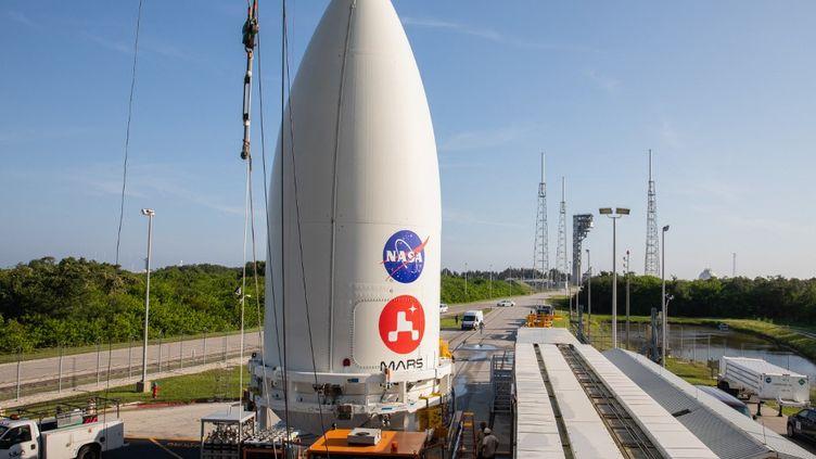 "Le robot""Perserverance"" sera envoyé sur Mars le 30 juillet 2020. (KIM SHIFLETT / NASA)"