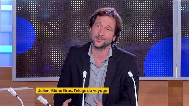"""""""Envoyé un peu spécial"""" : le reporter Julien Blanc-Gras raconte ses aventures aux quatre coins du globe"""