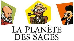 La Panète des Sages / Encyclopédie Mondiale des Philosophes et Philosophies  (Jul. / Charles Pépin)