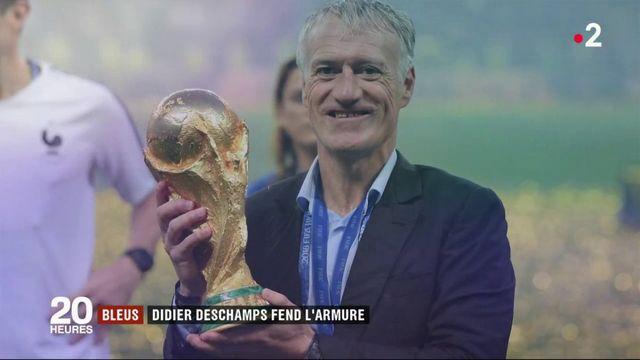 Les Bleus champions du monde : la consécration pour Didier Deschamps