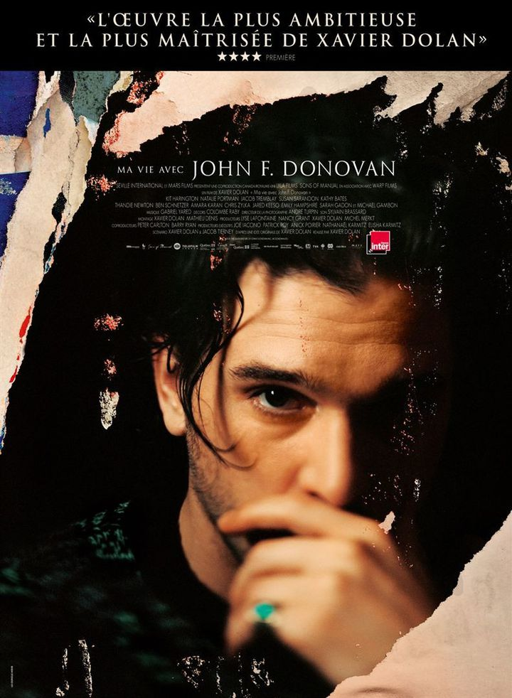 """Ma vie avec John F. Donovan"" : l'affiche  (Mars Films)"