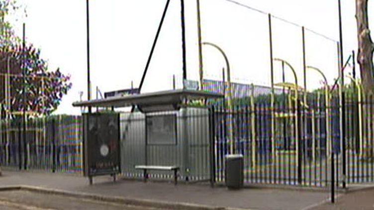 Le drame s'est déroulé rue Chance-Milly, à Clichy-la-Garenne (France 2)