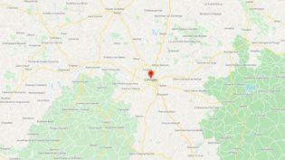 Limoges, en Haute-Vienne. (GOOGLE MAPS)