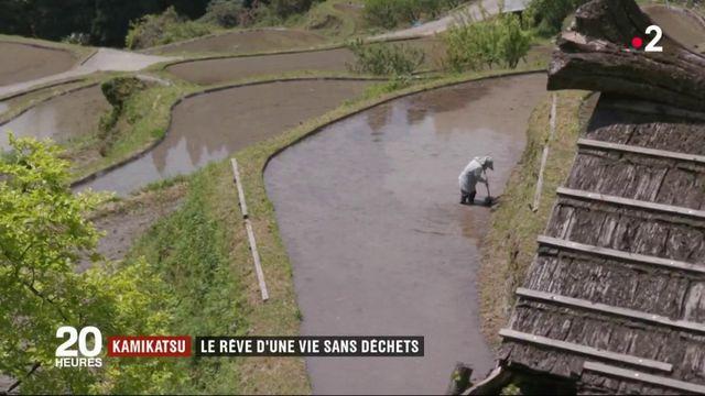 Japon : le rêve d'une vie sans déchets