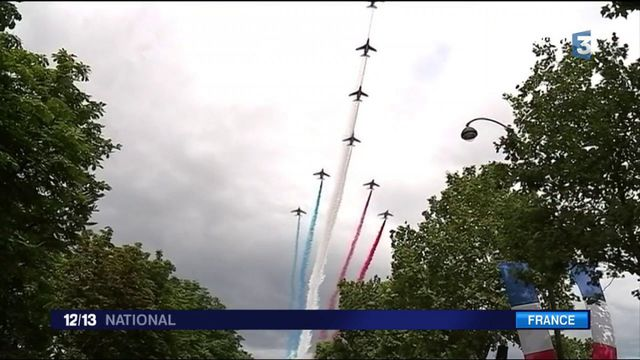 Défilé du 14-Juillet : les militaires sur le pied de guerre pour protéger Paris