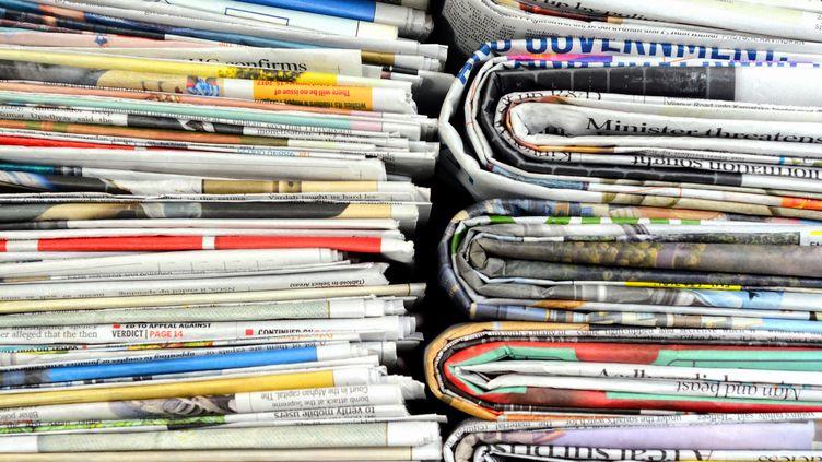 Le collectif de femmes journalistes Prenons la Une a annoncé, le 17 janvier 2018, qu'il allait se constituer en association, afin de venir en aide aux victimes de harcèlement ou d'agressions sexuelles. (JAYK7 / MOMENT RF)