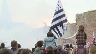 Enseignement : des mobilisations partout en France pour les langues régionales (France 3)