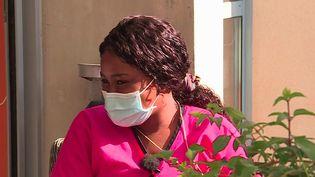 Rouen : une aide-soignante congolaise menacée d'expulsion (France 3)