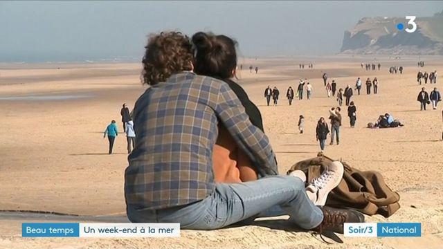 Beau temps : un week-end à la mer dans le Pas-de-Calais