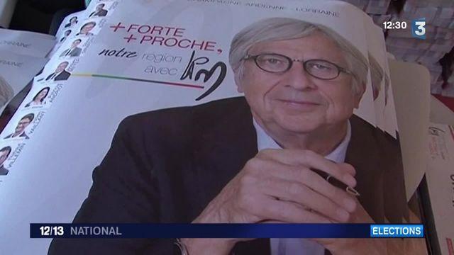 Régionales 2015 : Jean-Pierre Masseret fait de la résistance