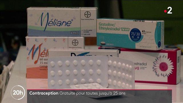 Contraception : la pilule gratuite pour les moins de 25 ans dès janvier 2022
