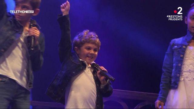 Téléthon : le courage d'Hugo, 10 ans