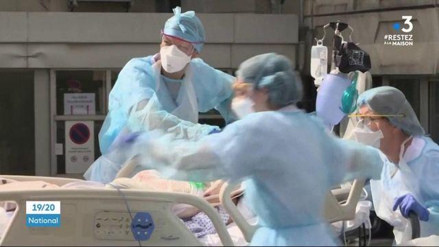 Coronavirus : l'hôpital militaire de Mulhouse va accueillir ses premiers patients