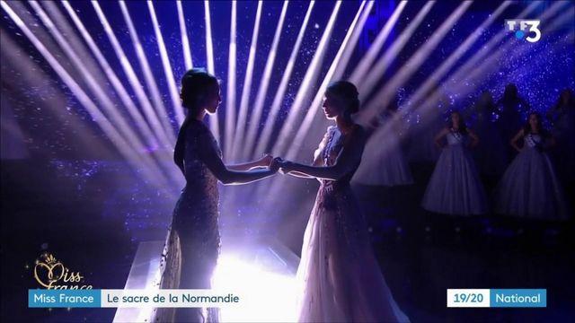 Miss France : Amandine Petit, le sacre de la Normandie