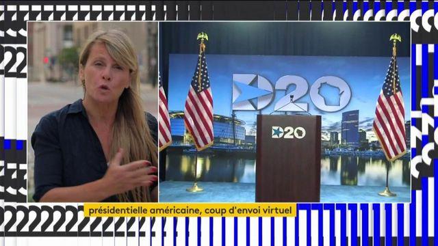 Présidentielle américaine : la convention démocrate sera virtuelle