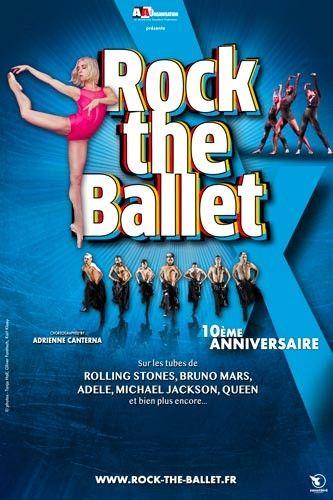 Rock the Ballet X – 10ème anniversaire (DR)