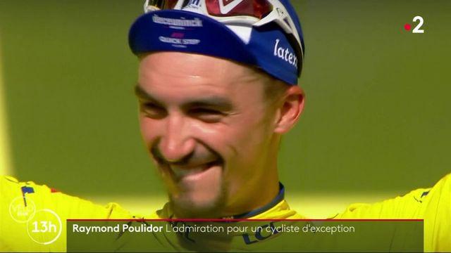 Raymond Poulidor : le monde du vélo rend hommage à un cycliste d'exception