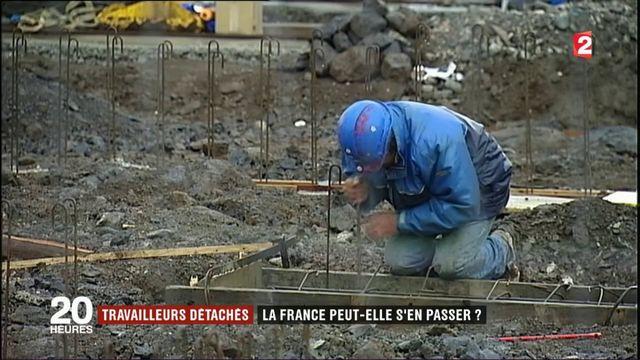 Travailleurs détachés : la France peut-elle s'en passer ?