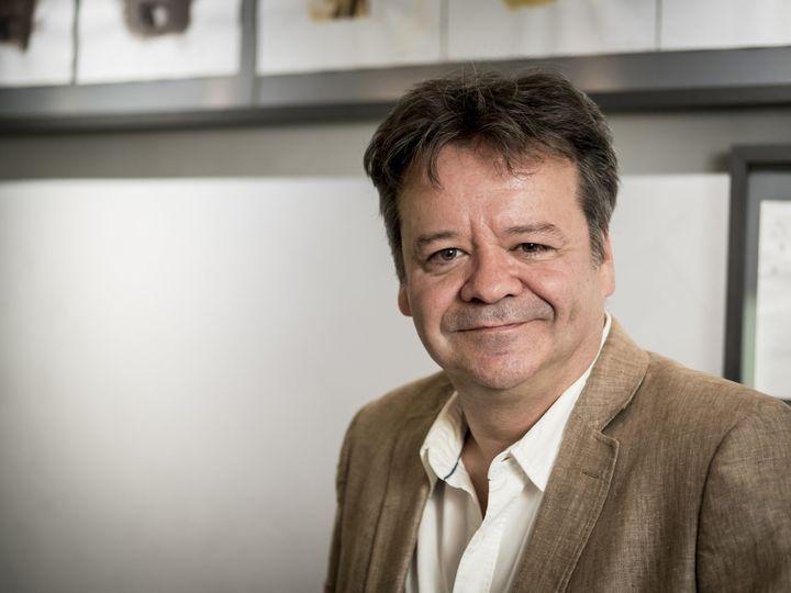 Marcel Jean, réalisateur, producteur et délégué artistique du Festival d'animation d'Annecy. (Gilles Piel)