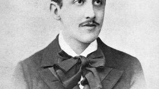 L'écrivain Marcel Proust âgé d'environ 20 ans. (MARY EVANS/SIPA / SIPA)