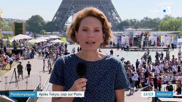 Jeux paralympiques : les sportifs ont déjà le regard rivé vers Paris 2024