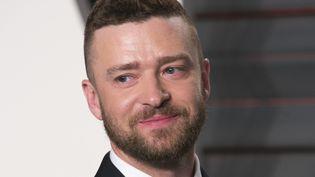 Justin Timberlake à Beverly Hills le 28 février 2016  (Adrian Sanchez-Gonzalez / AFP)