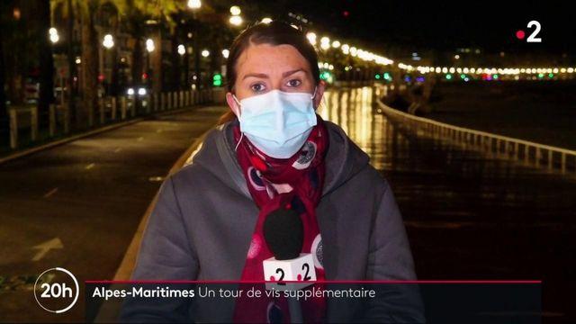 Restrictions sanitaires : nouveau tour de vis pour lesAlpes-Maritimes
