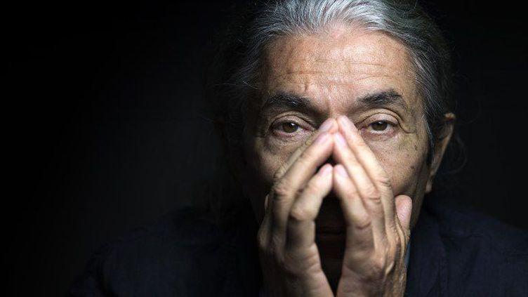 Boualem Sansal à Paris en septembre 2015. (JOEL SAGET / AFP)
