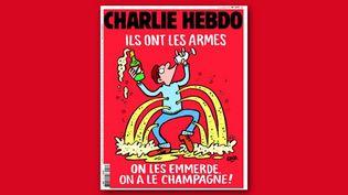 Une Charlie Hebdo après les attentats du 13 novembre à Paris  (Coco / Charlie Hebdo)