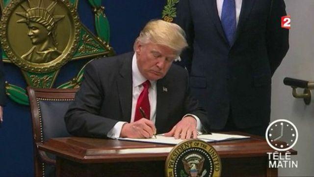 États-Unis : la justice fédérale maintient la suspension du décret anti-migrant