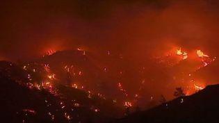 Chypre : un incendie meurtrier ravage l'île et fait au moins quatre victimes (FRANCE 2)