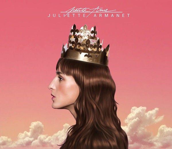 "La pochette de l'album ""Petite amie""  (Barclay)"