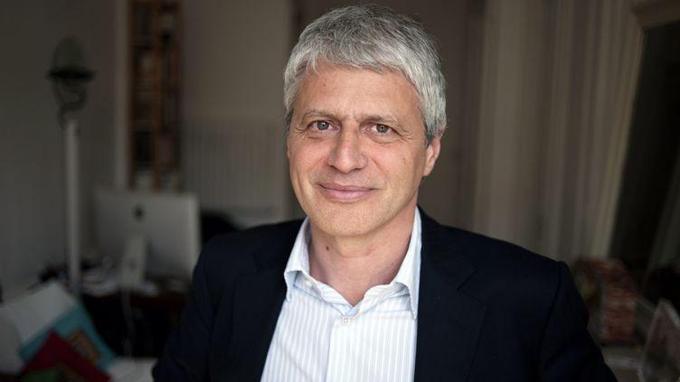 Sebastian Roché, directeur de recherche au CNRS, le 28 mars 2012. (PHILIPPE MERLE / AFP)
