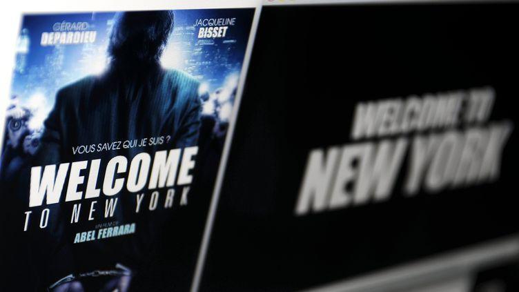 (Welcome to New York est sorti sur internet samedi soir © Maxppp)