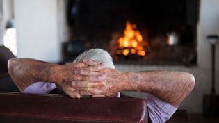L'utilisation du chauffage au bois représente près de la moitié des émissions de particules fines en France, selon le gouvernement d'EdouardPhilippe. (BETTINA MARE IMAGES / AFP)