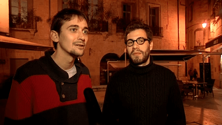 Clément et Maxime, les rappeurs de Bois Vert  (France 3 Languedoc-Roussillon)