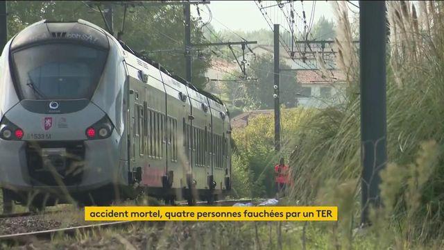 Migrants : collision meurtrière avec un TER dans les Pyrénées-Atlantiques