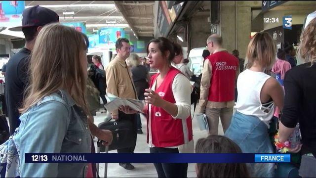 Montparnasse : troisième journée de pagaille