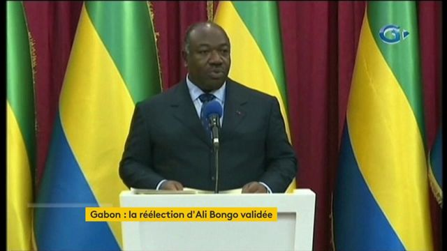 Gabon : Ali Bongo appelle au dialogue après sa réélection
