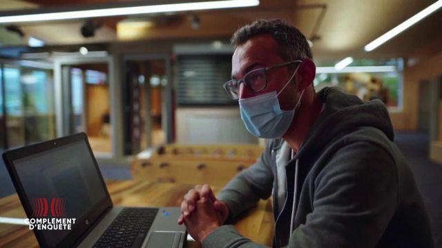Complément d'enquête. Piratage informatique : le syndrome de Stockholm 2.0