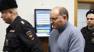 Philippe Delpal est poursuivi pour fraude en Russie et incarcéré depuis quatre mois. (FRANCE 2)