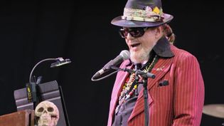 Le docteur de la Louisiane au Nice Jazz Festival.  (Bébert Bruno / SIPA)